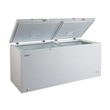 AQUA - CHEST 2DOOR FREEZER AQF420(W)