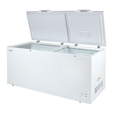 AQUA - CHEST 2DOOR FREEZER AQF500(W)