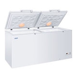 AQUA - CHEST 2DOOR FREEZER AQF550R