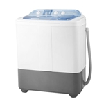DENPOO - SEMI AUTO WASHING MACHINE DW888AT 4P