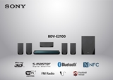 SONY-BLURAY HOME THEATER BDVE2100M