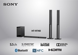 SONY-IN BOX HOME THEATER HTRT40