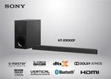 SONY-MULTIMEDIA  SPEAKER HTX9000F