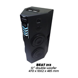 ROADMASTER - ACTIVE  SPEAKER PRO BEAT 212