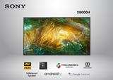 SONY-LED TV KD65X8000H