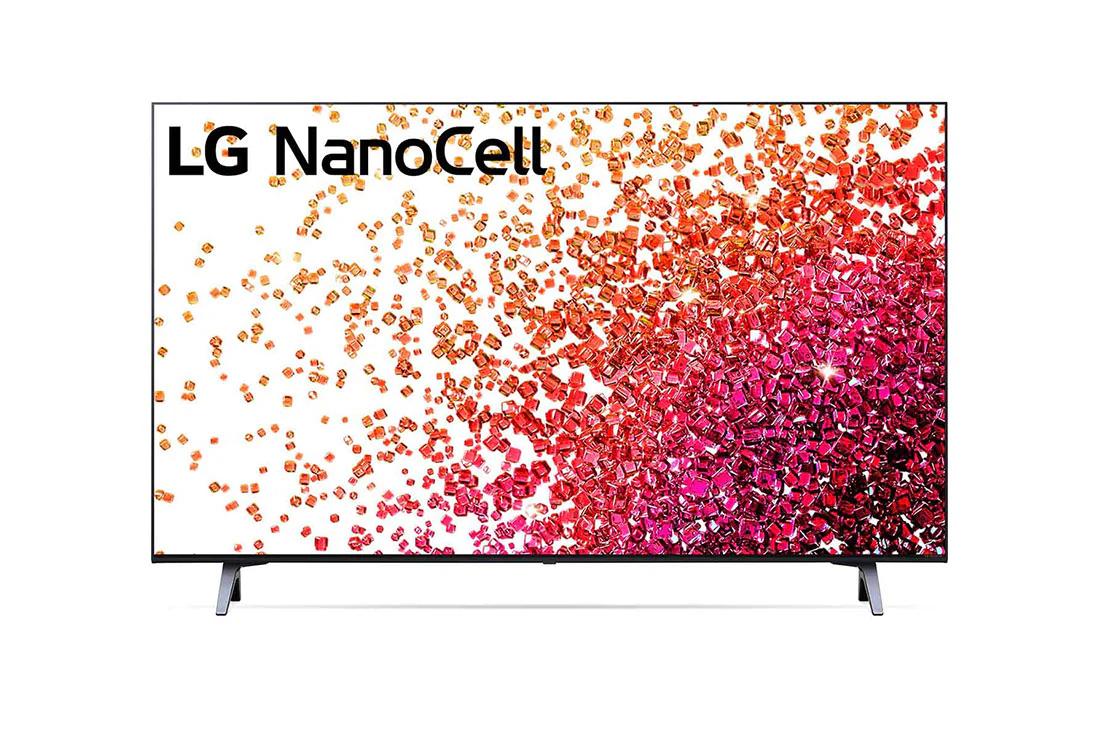 LG - LED TV 50NANO75TPA