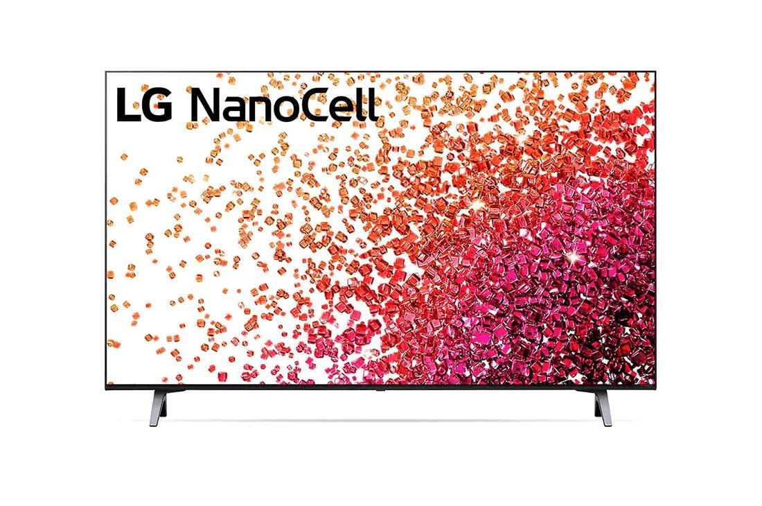 LG - LED TV 55NANO75TPA