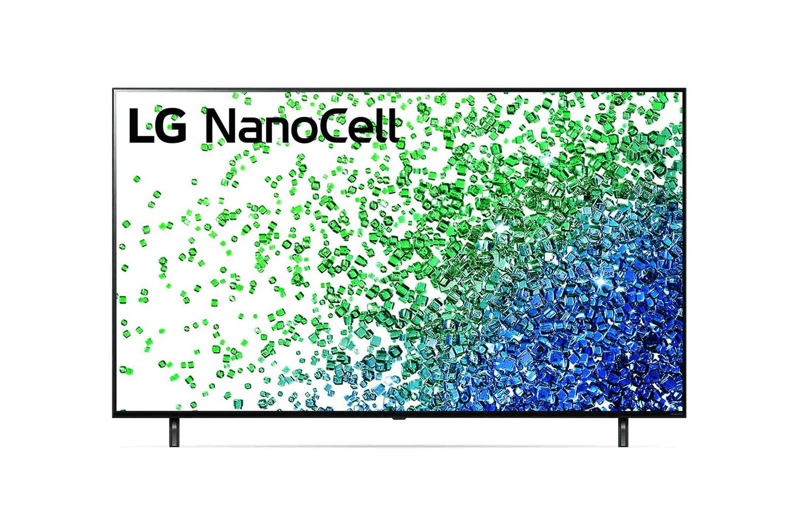 LG - LED TV 65NANO80TPA