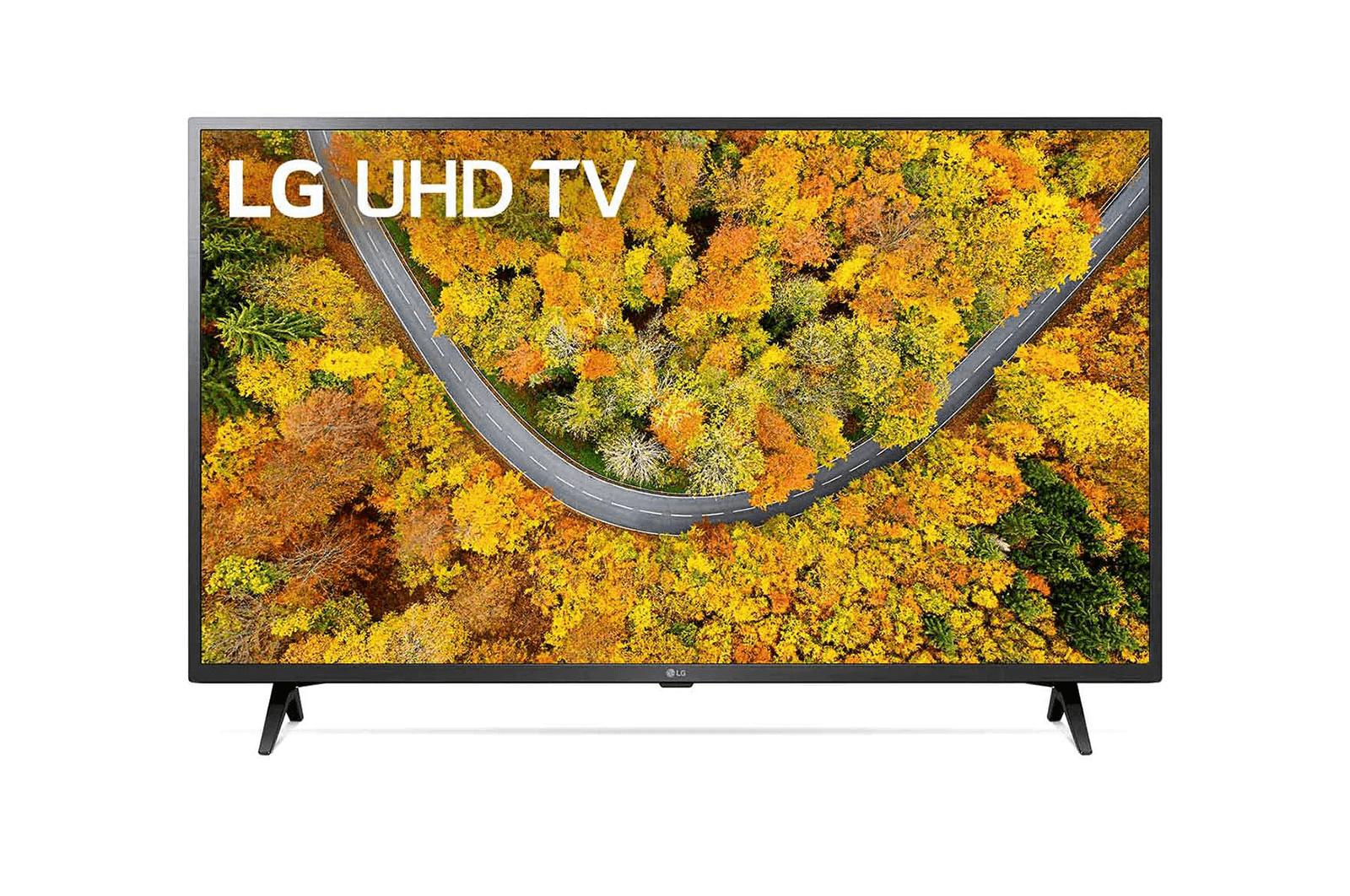 LG - LED TV 43UP7500PTC