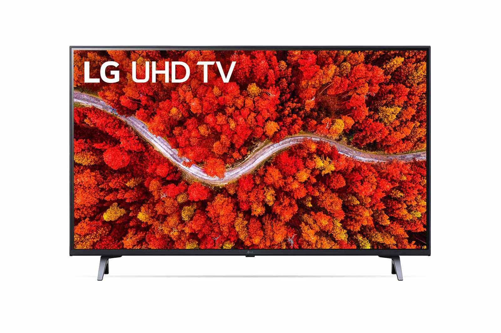LG - LED TV 43UP8000PTB