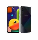 SAMSUNG - ANDROID SMART HANDPHONE SMA507FZKUXID A50S 64GB BK