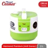 COSMOS-RICE COOKER SAPP CRJ6288 GREEN