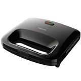 PHILIPS-SANDWICH TOASTER  SAPP HD2393/92 BLACK