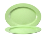 ONYX - PLATE MELAMINE WARE 1510 GES002 PIRING OVAL 10 INCH