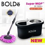 BOLDE - TOOLS CLEAN EQP SPRAY MOP M100X + UNGU SPECIAL EDITION