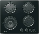 OVUS - BUILT IN GAS 4B COOKER OGH7604B