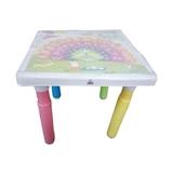 CLARIS-FURNITURE PLASTIC FANTASTIC TABLE 5208